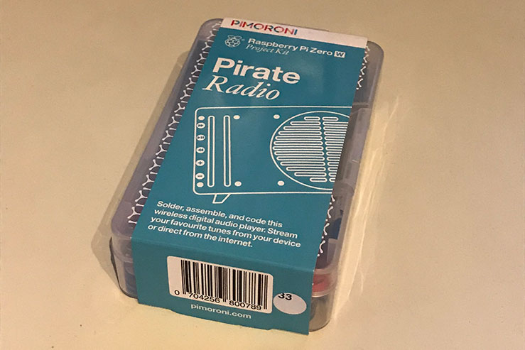 Pirate Radio Box